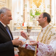La lettera di ringraziamento del Presidente a Mons. Viscome