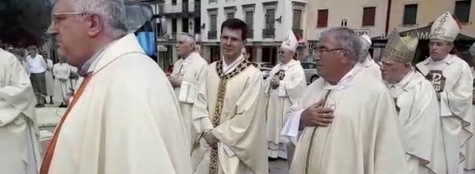 Mons. Fabio Dal Cin ordinato Vescovo