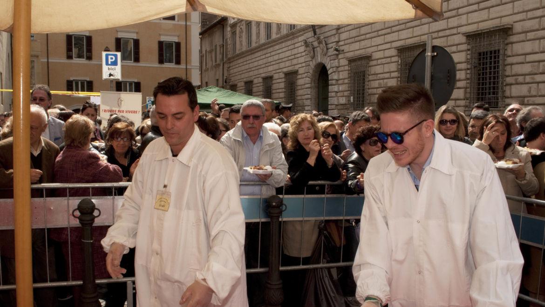 Festa della Solidarietà dal 24 al 29 giugno 2015 in Piazza San Giovanni a Roma