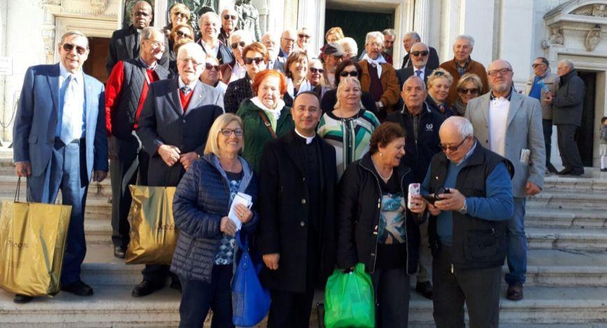 I querciaioli romani a Loreto