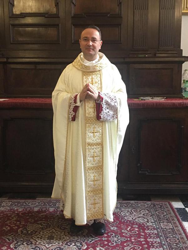 Mons Francesco Viscome