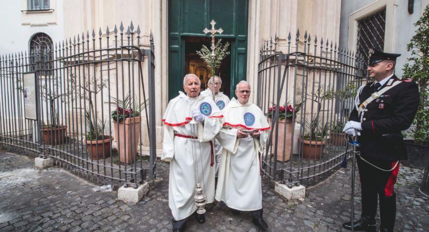 La Domenica delle Palme e la Pasqua del Macellaio 2019