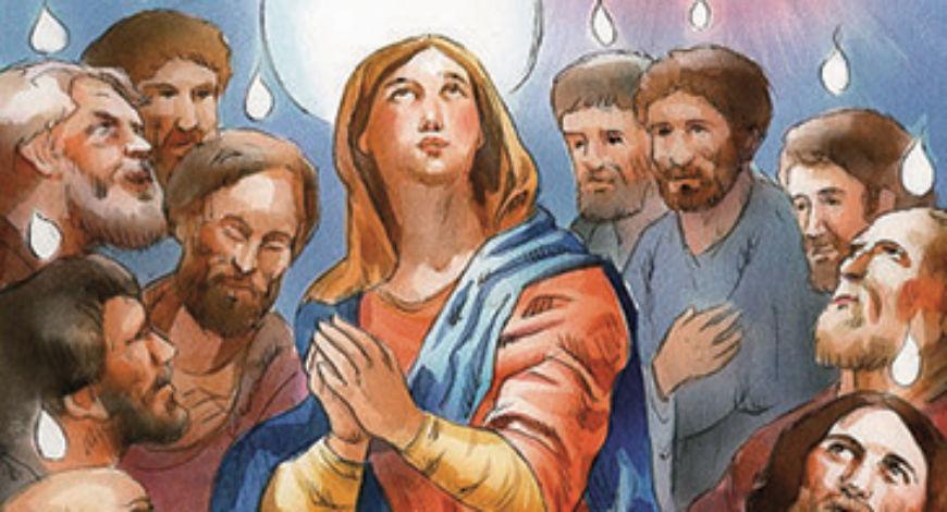 DOMENICA DI PENTECOSTE – 9 Giugno 2019