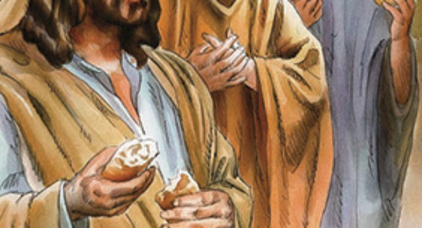 SANTISSIMO CORPO E SANGUE DI CRISTO – Domenica 23 giugno 2019