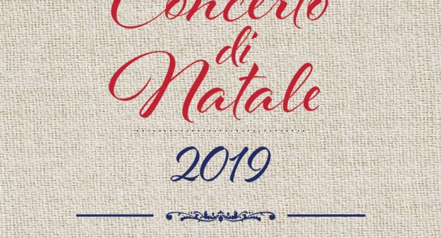 Concerto di Natale della Confraternita domenica 8 dicembre 2019