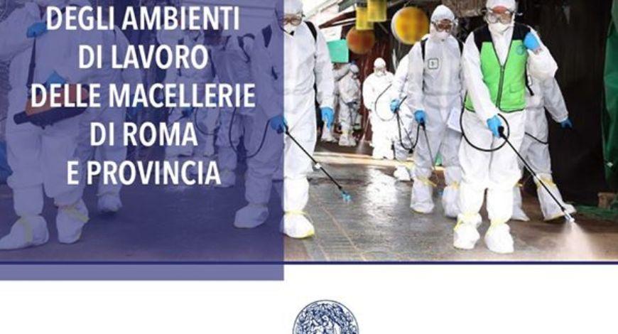 Convenzione con CORIDE per Sanificazione delle Macellerie di Roma e Provincia