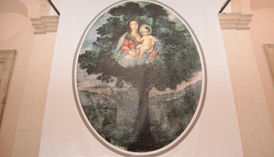 La Madonna della Quercia