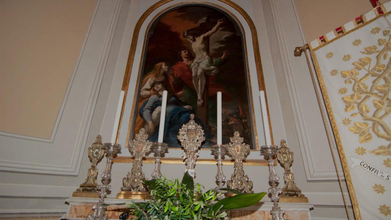 La chiesa riaprirà il 6 Gennaio per la Santa Messa dell'Epifania alle ore 10