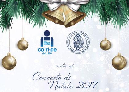 Natale in Confraternita, Concerto di Natale 2017