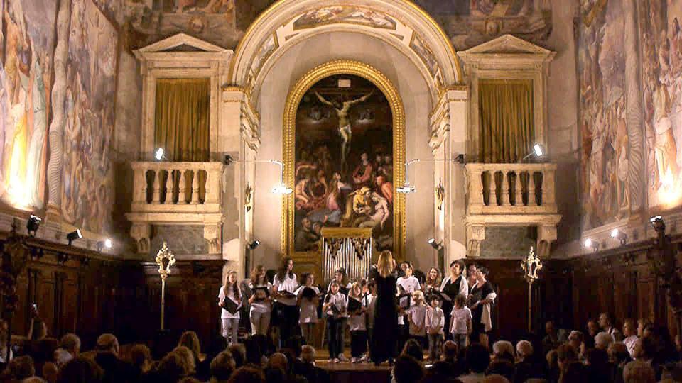 Il Coro della Schola Cantorum Sol Artium animerà la Santa Messa dell'Epifania