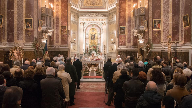 La galleria fotografica della Santa Messa dell'Epifania