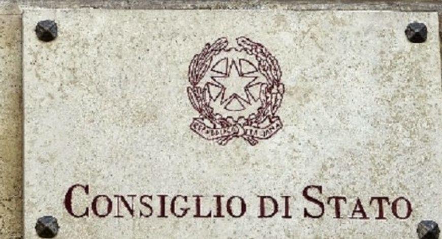 La lettera di Paolo Salvatore, presidente aggiunto del Consiglio di Stato, al presidente della Confraternita