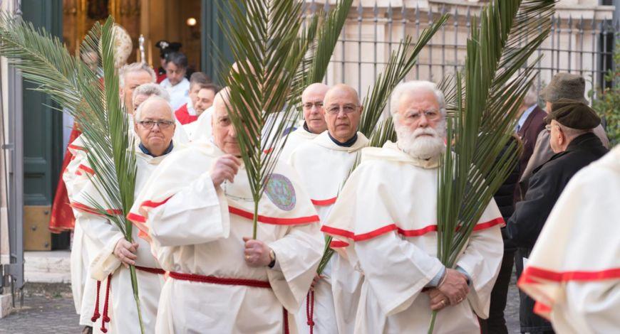 Domenica delle Palme e Pasqua del Macellaio Domenica 14 aprile 2019